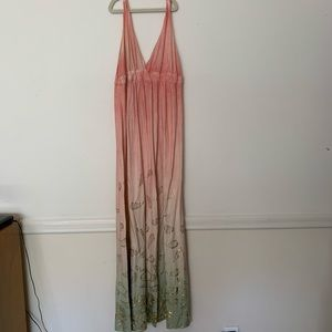 Gypsy 05 Maxi Ombré Dress
